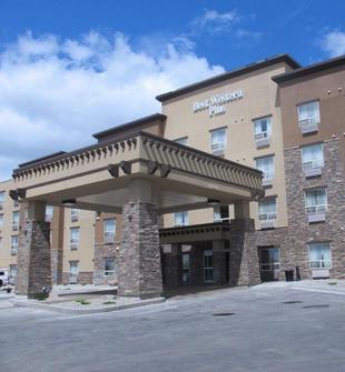 最佳西方Plus服務套房旅館Best Western Plus Service Inn and Suites