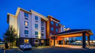 最佳西方Plus埃斯特萬套房旅館Best Western Plus Estevan Inn and Suites