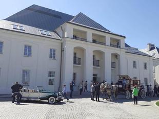 雅洛波德拉斯基主教城堡飯店 Bishop's Castle Janow Podlaski