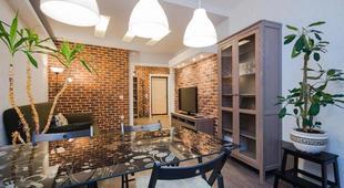 Trendy Apartment Oliešava