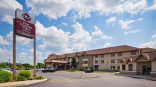 最佳西方Plus伯靈頓套房旅館Best Western Plus Burlington Inn and Suites