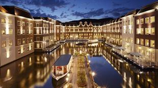 歐洲豪斯登堡酒店