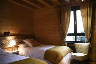 比耶德拉菲達德哈卡的2臥室獨棟住宅 - 60平方公尺/1間專用衛浴 Piedrafita Mountain Lodge