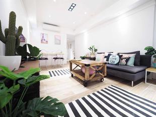 信義區的3臥室公寓 - 99平方公尺/2間專用衛浴Xinyi District Parent-child Big Three Room