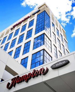 布雷斯特希爾頓歡朋酒店Hampton by Hilton Brest