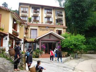薩帕雅大飯店 Sapa Elegance Hotel