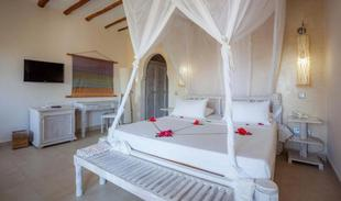 Wonderful double room with a sea view