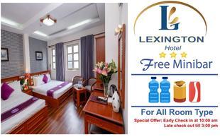 列克星敦中心飯店Lexington Central Hotel