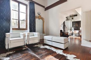 歷史中心區的2臥室公寓 - 90平方公尺/2間專用衛浴Elegant Duomo Apartment