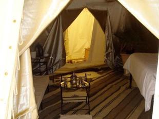 火星宿營地
