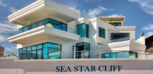 海之星克里夫小屋Sea Star Cliff Lodge