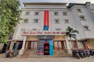 典藏O 30030阿魯巴卡姆地鐵高級大飯店 Collection O Premium 30030 Metro Grand Arumbakkam