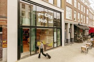 鹿特丹城市中心飯店CityHub Rotterdam
