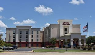 希爾頓歡朋套房飯店 - 亞歷山大Hampton Inn and Suites Alexandria