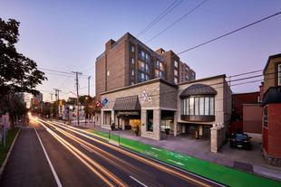 最佳西方渥太華市區套房飯店Best Western Plus Ottawa Downtown Suites
