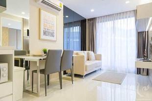 芭達雅中央區的1臥室公寓 - 39平方公尺/1間專用衛浴 One-bedroom apartment in the heart of Pattaya!