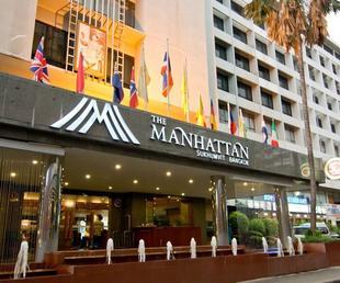 曼谷曼哈頓酒店 Manhattan Bangkok