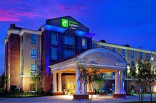 智選假日套房飯店 - 巴吞魯日東Holiday Inn Express & Suites Baton Rouge East
