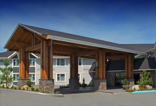 最佳西方Plus鄉村美道斯旅館BEST WESTERN PLUS Country Meadows Inn