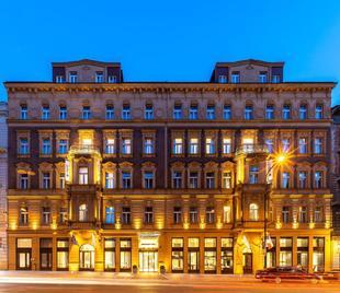 布拉格麗笙飯店Radisson Blu Hotel Prague