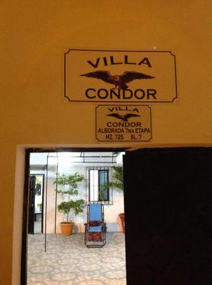 Villa Condor Suites Alborada