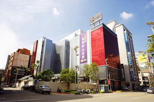 薇閣精品旅館新竹館Wego Boutique Hotel-Hsinchu