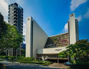 新加坡麗晶酒店Regent Singapore