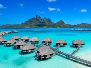 布拉布拉島四季度假村 Four Seasons Resort Bora Bora