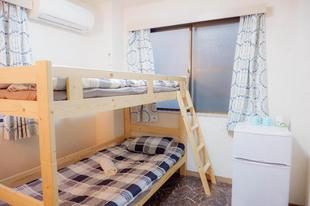 淺草公寓套房 - 30平方公尺/0間專用衛浴Asakusa bunk beds fit for bagpackers or couples 3