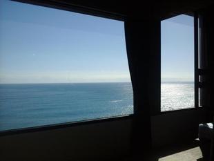 窗外的海民宿