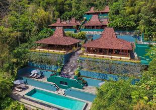 婆羅浮屠度假村別墅 Villa Borobudur Resort