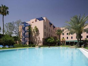 馬拉喀什中央火車站宜必思旅館 Ibis Marrakech Centre Gare Hotel