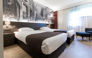 布森希爾弗瑟姆堡壘酒店