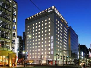 Dormy Inn飯店 - 熊本天然溫泉Dormy Inn Kumamoto Natural Hot Spring