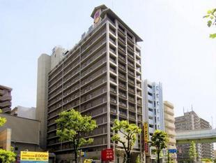大阪天然溫泉超級城市飯店Super Hotel Osaka Natural Hot Springs