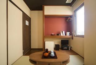 京都車站晴輝旅館