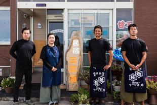 日本海民宿