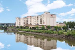 希爾頓歡朋套房飯店 - 紐瓦克哈里森河濱步道 Hampton Inn & Suites Newark Harrison Riverwalk
