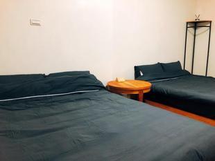 高鐵區四人雅房-兩床 (Noname-2B Four-person roomNoname-2B Four-person room (two beds)