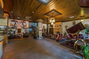 卡帕多奇亞山水療飯店Kapadokya Hill Hotel & Spa