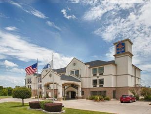 最佳西方PLUS行政旅館Best Western PLUS Executive Inn