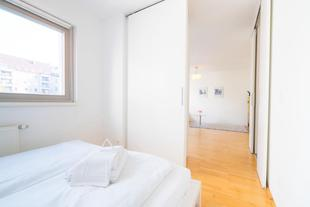 Vienna Residence | Modern and bright Business apartment in Vienna in the 7. district near metro, perfect for interim rent