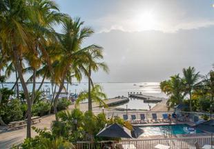 貝塞德基拉戈飯店Bayside Inn Key Largo