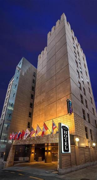 江南卡帕斯飯店 Capace Hotel Gangnam