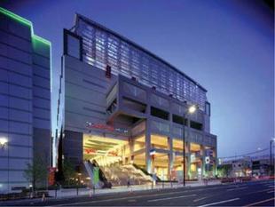 適泊溫泉大世界Spa World: Onsen from around the World