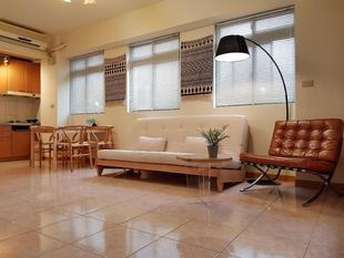 士林區的3臥室公寓 - 80平方公尺/1間專用衛浴Shilin Night Market@MRT 5min Relaxed condo for 1-8