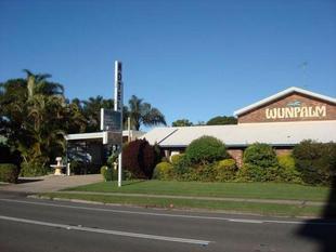 溫帕姆假日艙室汽車旅館Wunpalm Motel & Holiday Cabins