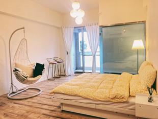 頭城鎮的1臥室公寓 - 55平方公尺/1間專用衛浴Healing daze room !See the seascape~