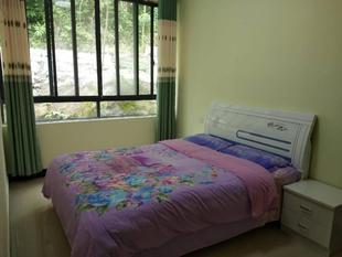 黃山湯口家庭式公寓套房