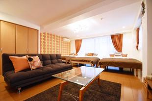 淺草的1臥室公寓 - 60平方公尺/1間專用衛浴Gaia Mukojima Mid-Century Suite